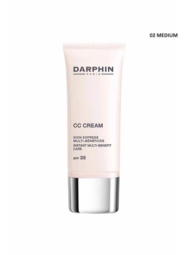 Darphin DARPHIN CC Cream Instant Multi-Benefit Care SPF 35 30ml - Tint: 02: Medium Renksiz